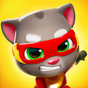 دانلود بازی Talking Tom Hero Dash