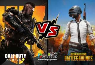 مقایسه Pubg Mobil VS Call of Duty Mobile