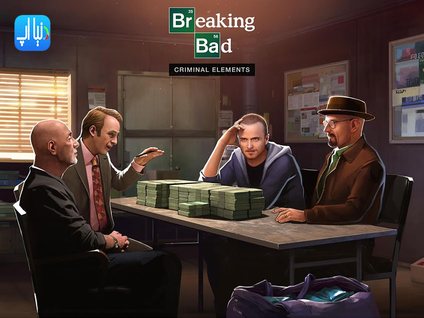 دانلود بازی Breaking Bad: Criminal Elements